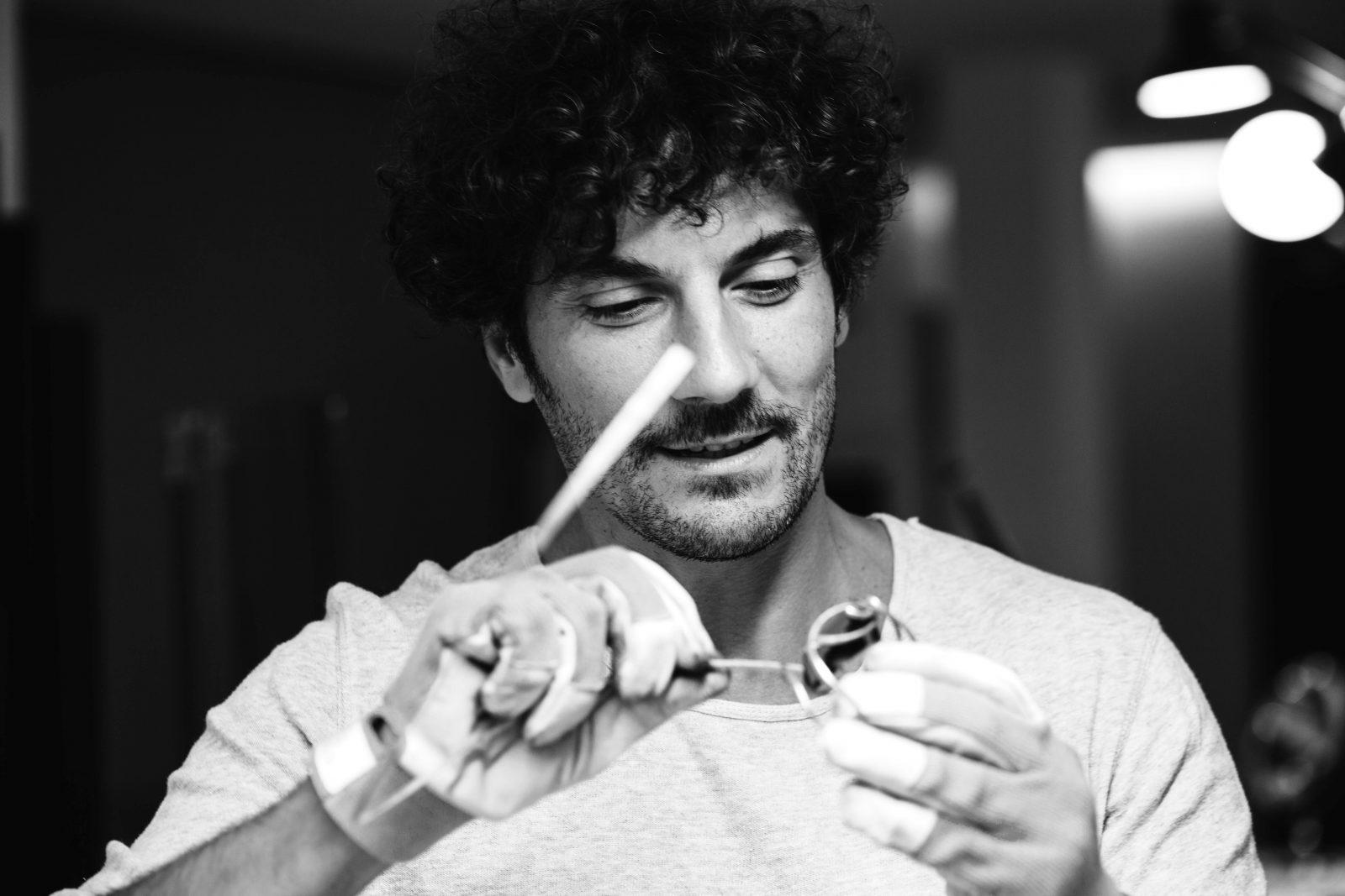 Andrea Marazzini, joaillier italien