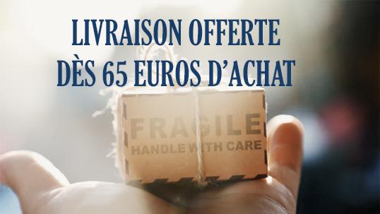 Livraison offerte dès 65 euros d'achat - bougies bijoux l'éclat des rêves